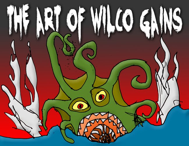 the artwork of wilco gains