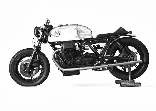 Moto Guzzi SP 1000 Cafe Racer | Moto Guzzi Cafe Racer | Anvil Motociclette's '85 Moto Guzzi SP 1000 | Moto Guzzi Cafe Racer | Moto Guzzi Cafe Racer for sale | Moto Guzzi Cafe Racer kit | Moto Guzzi Cafe Racer Tank | Moto Guzzi Cafe Racer seat