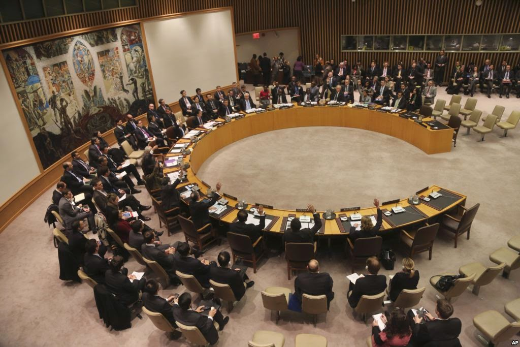 UN Security Council meeting, convened on the request of the United Kingdom because of the Malaysian airlines plane catastrophe, showed that the World is convinced of Russia being behind the terrorist attack. Countries require immediate investigation of the terrorist attack and bring to justice those responsible for the tragedy. China traditionally abstained.