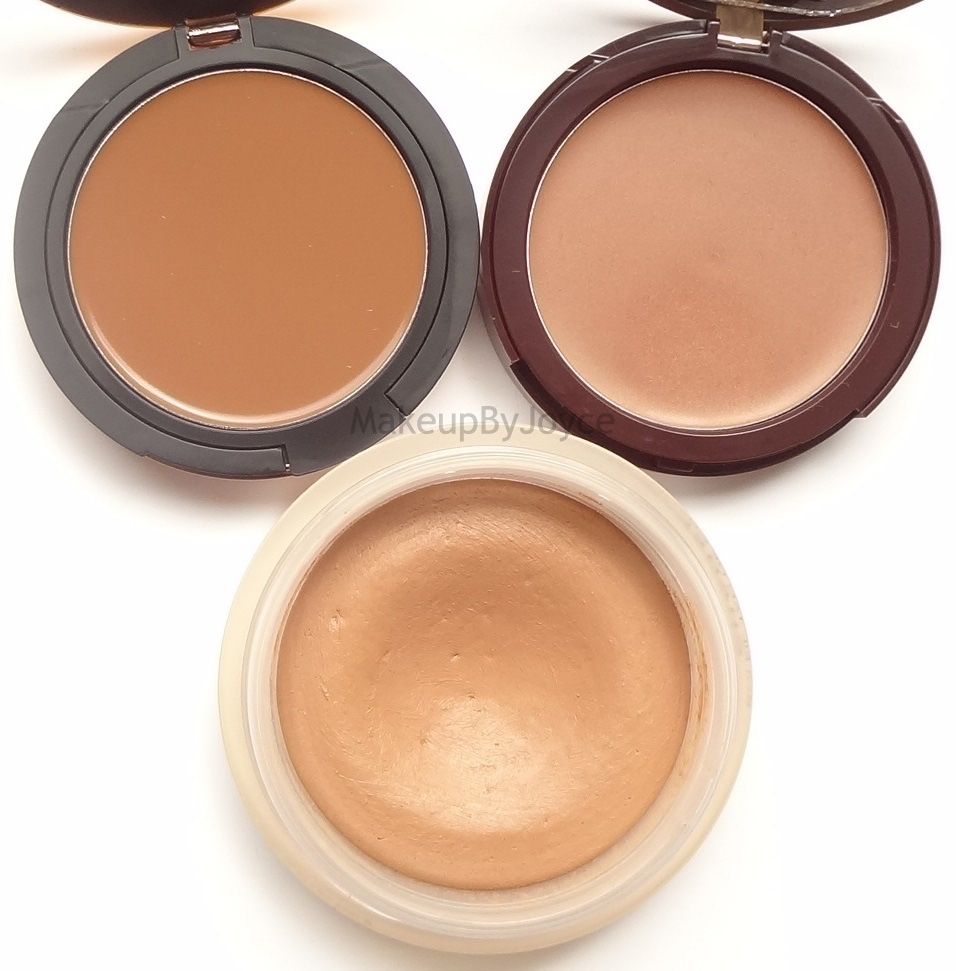 makeupbyjoyce swatches comparisons sonia kashuk undetectable creme bronzer in rich. Black Bedroom Furniture Sets. Home Design Ideas