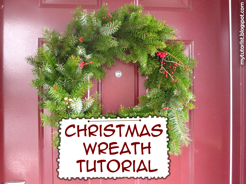 christmas wreaths get more expensive each year and theyre not even real make your own evergreen wreath with boughs from your neighborhood trees for less