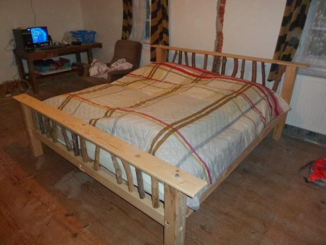 selbstversorger enthusiast mein neues bett. Black Bedroom Furniture Sets. Home Design Ideas
