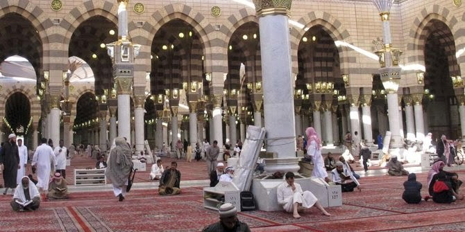 Tempat Yang Paling Digemari Jemaah Haji Berfoto Selfie
