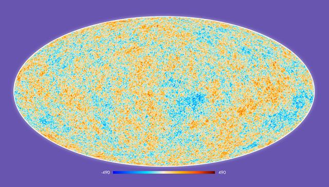 fondo cósmico de microondas