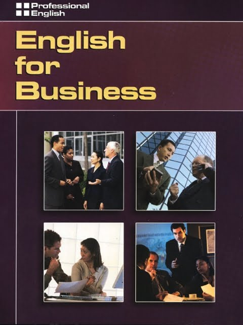 Best books for teaching business english