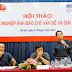 Hội thảo Tác nghiệp ảnh báo chí: Vấn đề và giải pháp