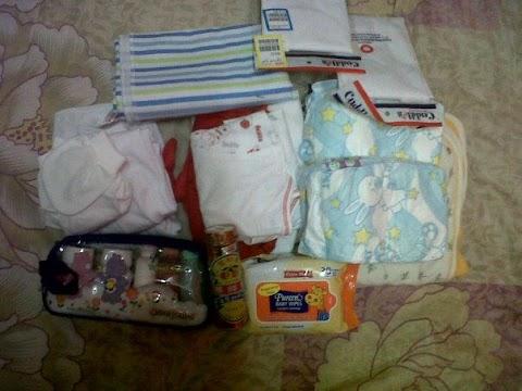 MC 2 hari & Mula Packing Barang