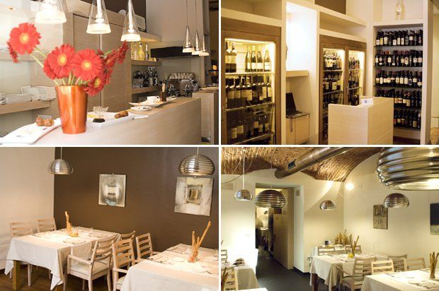 Lov eat blog meravigliosa cena da alice a milano for Ristorante l isolotto milano