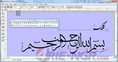 Kelk 2010 Kaligrafi Software Full Version