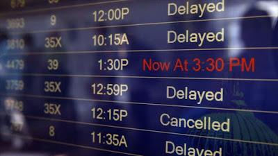Fallo informático deja en tierra a cientos de vuelos en EEUU