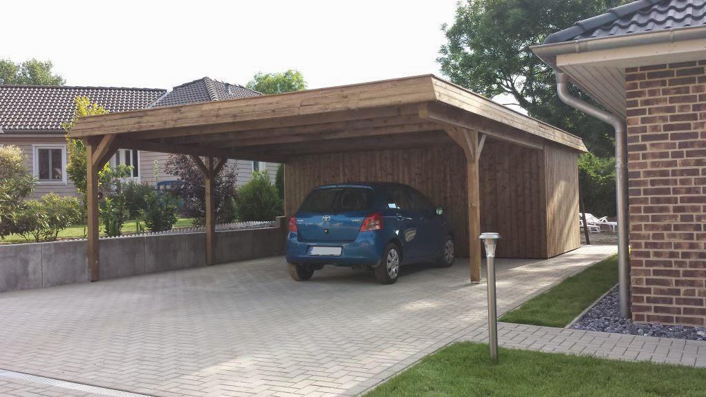 abenteuer traumhaus carport ii i. Black Bedroom Furniture Sets. Home Design Ideas