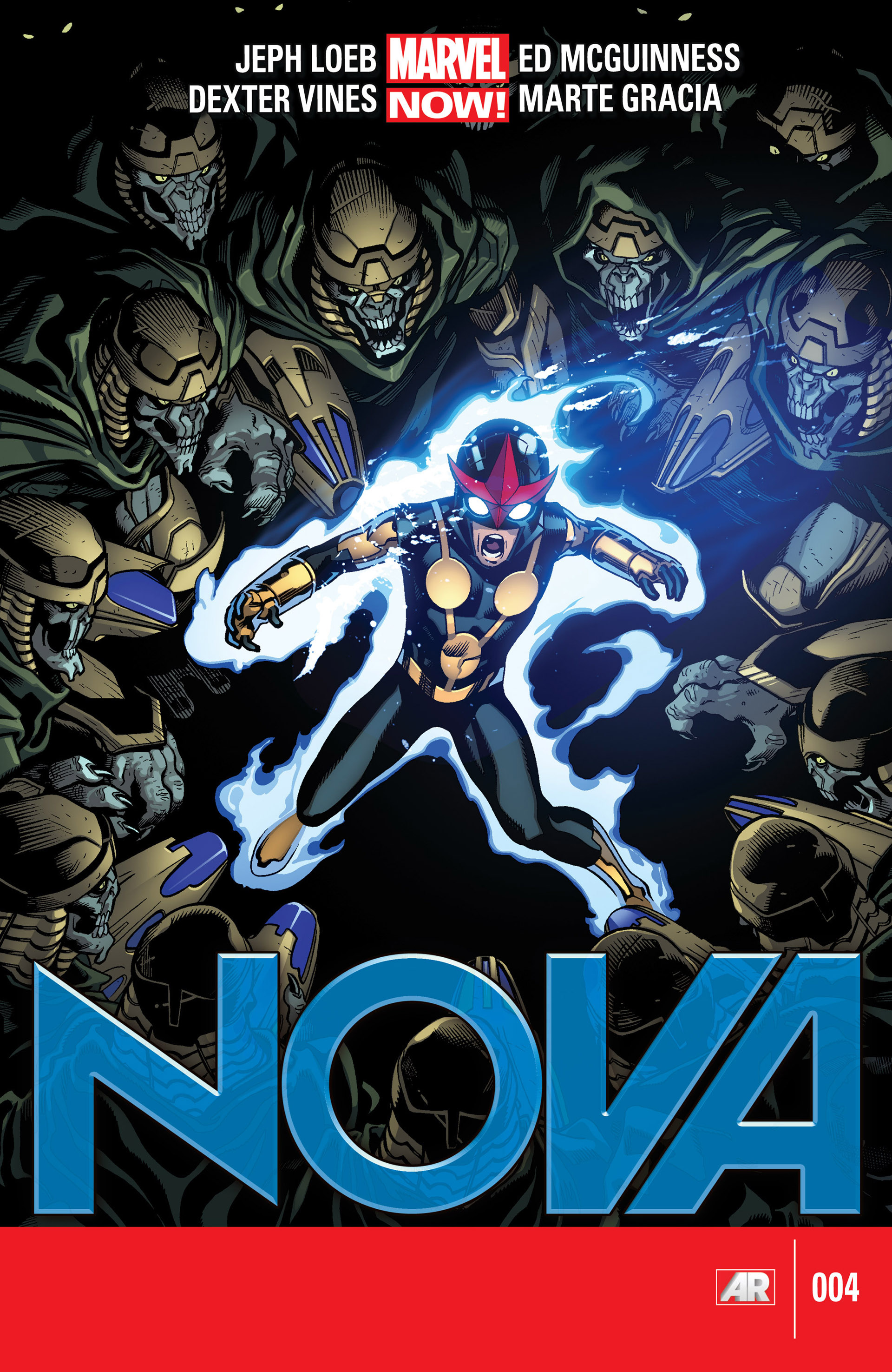 Nova (2013) - Chapter  4   pic 1