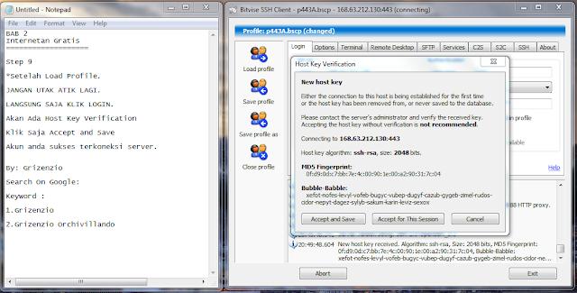 2013 06 27 205125 Cara Setting Dan Menggunakan SSH , Proxifier, Bitvise By Grizenzio