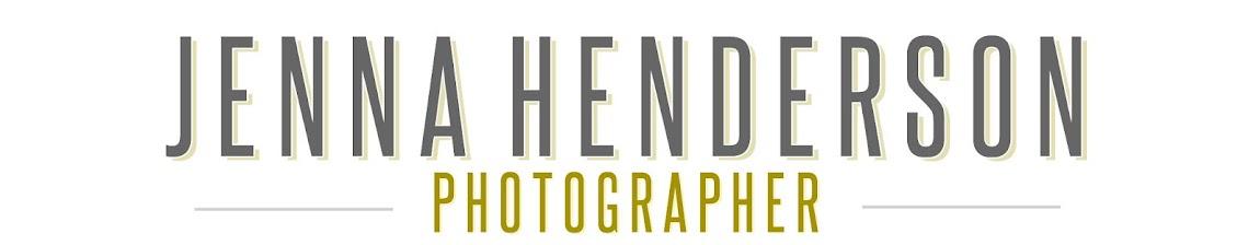 Jenna Henderson, Photographer