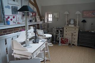 relooking de meubles patinés Lille Urlu et Berlu