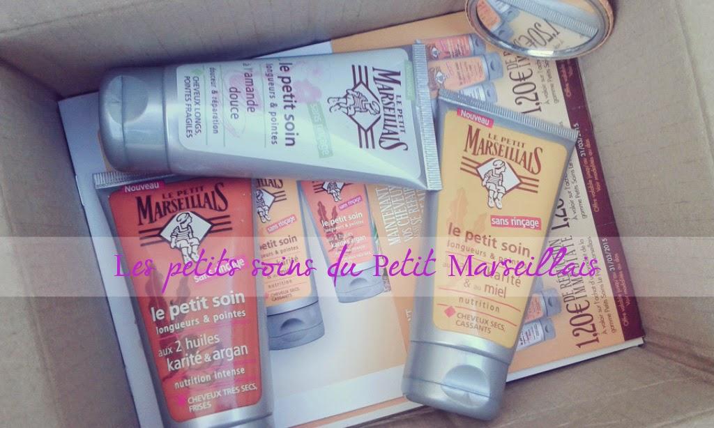 Petits soins du Petit Marseillais avis test Beauté Cheveux