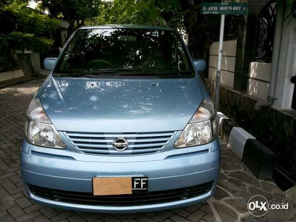 MOBIL BEKAS : Nissan SERENA CT 2005 TANGAN PERTAMA ...