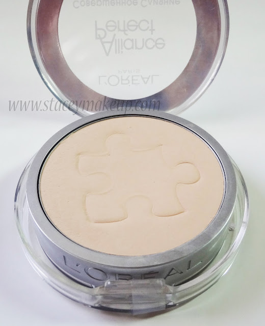 L'Oreal Paris Alliance Perfect Compact Powder review