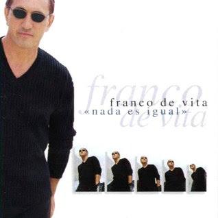 Carátuala de Nada es igual (Franco De Vita 1999)