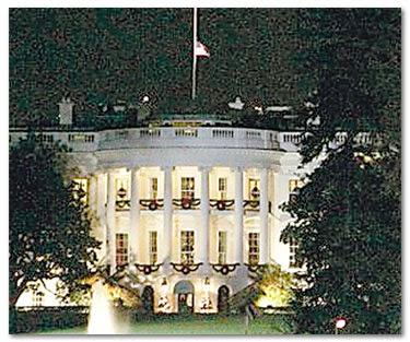 Anak Bush Cerita Kejadian Seram Jumpa Roh Presiden Lincoln Berkeliaran Dalam White House