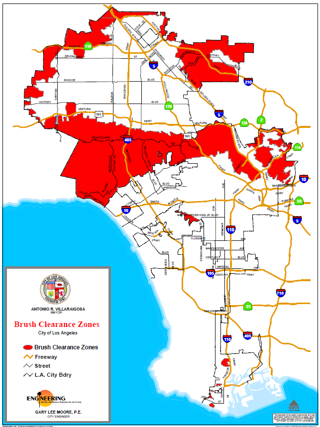 LAFD Pre deploys Additional Resources for Wildfire Danger | Los