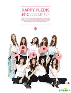 "Preorder Happy Pledis 2012 ""Love Letter"" @ YesAsia"