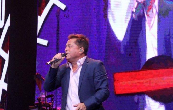 Turnê2019 Canto Bebo E Choro🍷🍷 Leonardo em RIO DE JANEIRO/RJ 26/01/2019