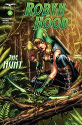 ROBYN HOOD: THE HUNT 04