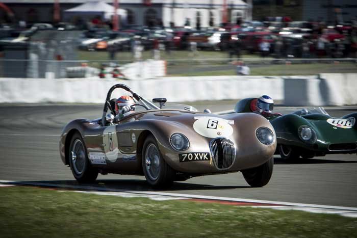Double win for Jaguar at AvD Oldtimer GP at the N  rburgring   Garage74