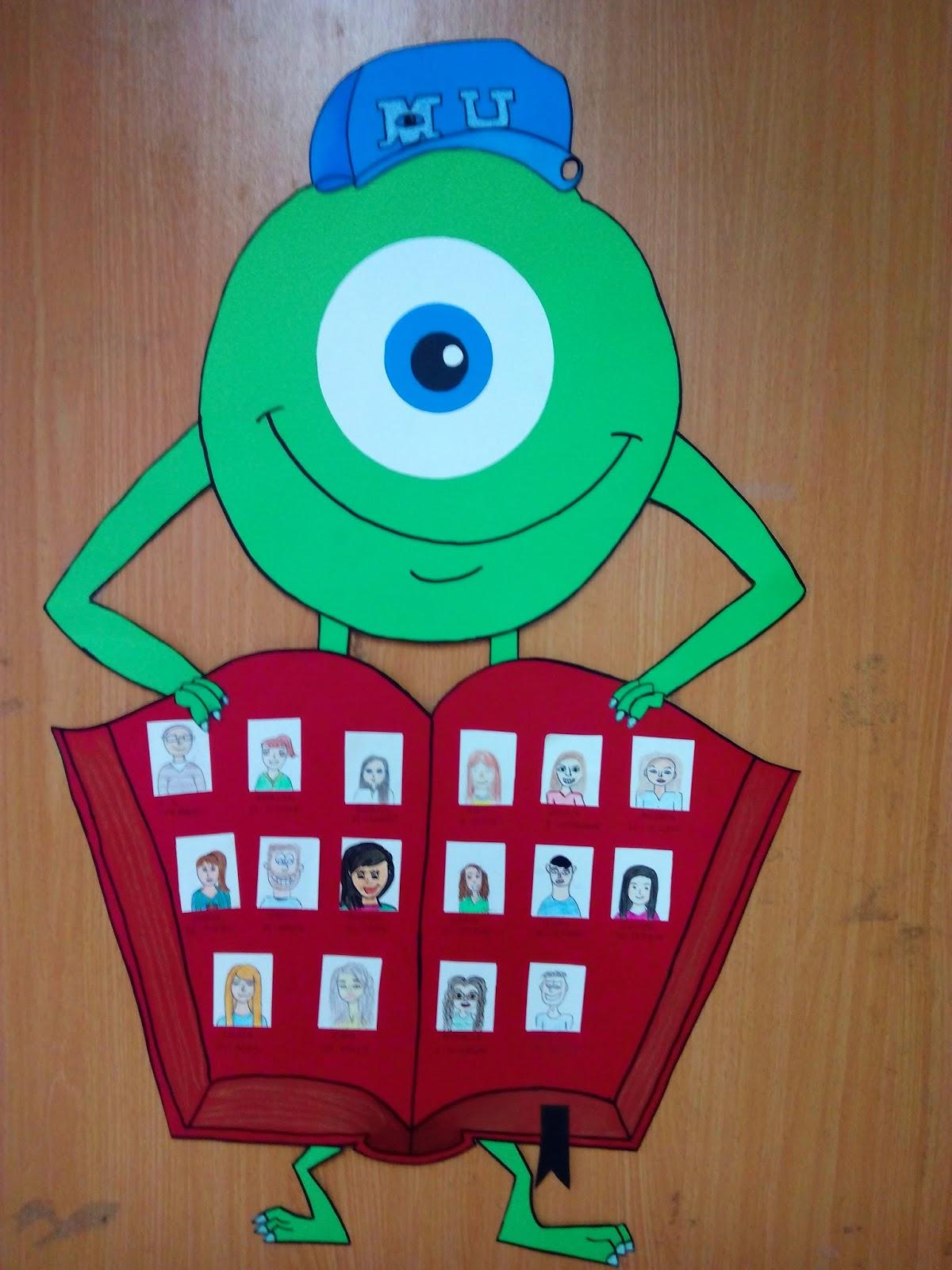 El rinc n de infantil mural de cumplea os - Mural para cumpleanos ...