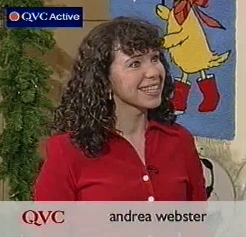Andrea - Webster Craft QVC