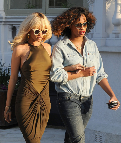 rihanna 39 s bestie melissa forde has a message for all. Cars Review. Best American Auto & Cars Review