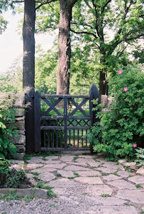 The Gate at Cotswald, by Jean Smith
