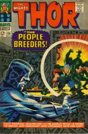 Thor #134 image