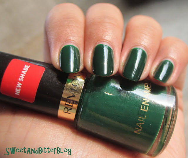 Revlon Forest Green 466