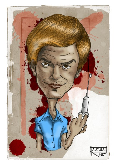 Dexter Morgan - Colorido
