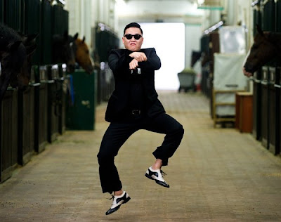 Psy Dedah Rahsia Tarian Gangnam Style