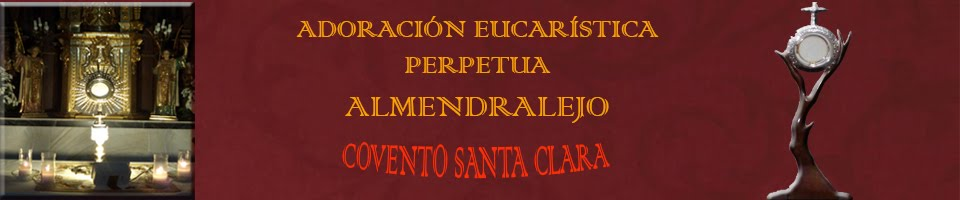 Adoración Eucarística Perpetua de Almendralejo
