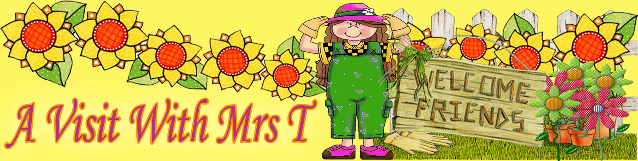 A Visit With Mrs T
