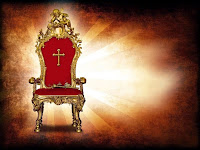 David's throne