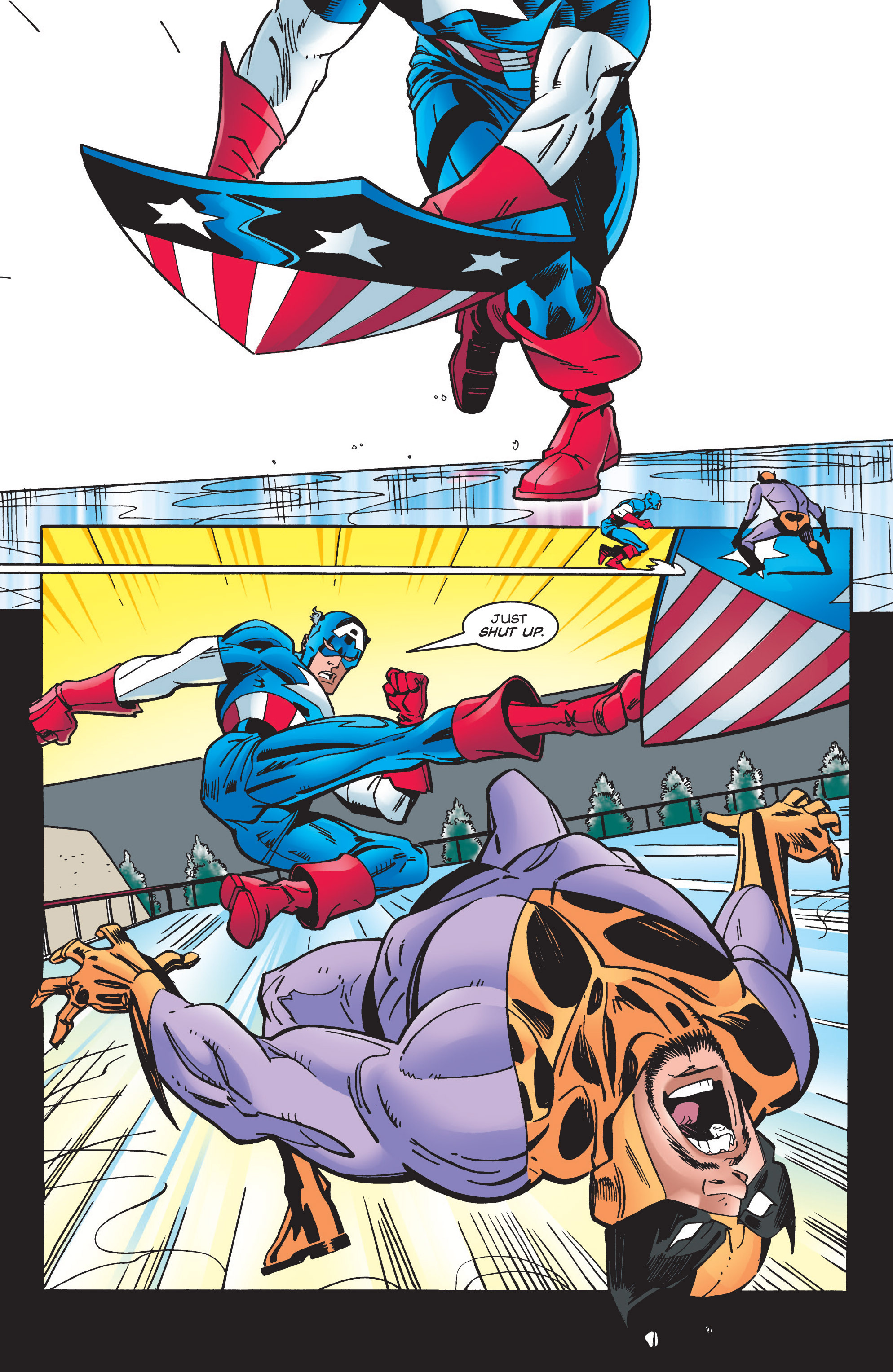 Captain America (1998) Issue #4 #7 - English 20