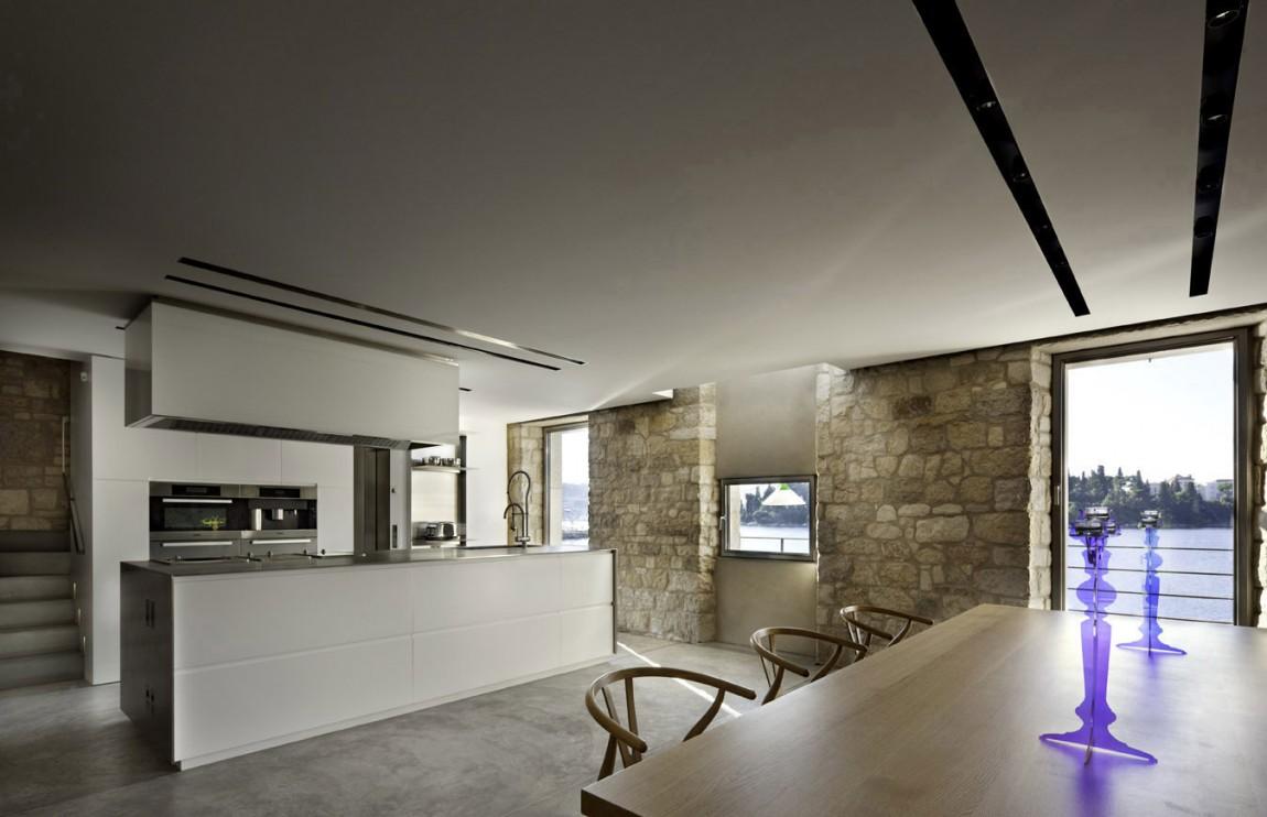World of Architecture: Amazing Contemporary Style Home In Croatia