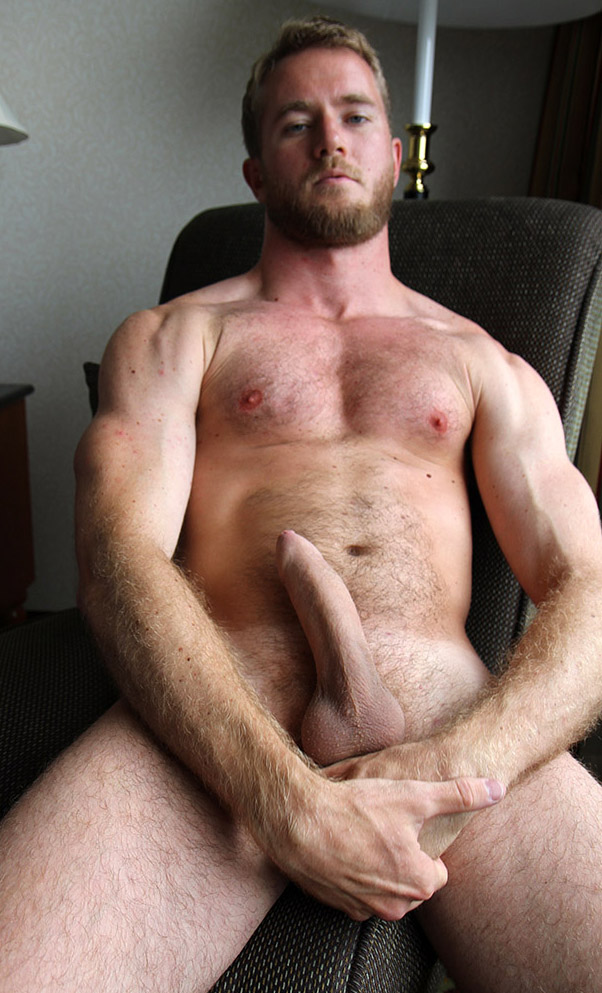 men with beards nude