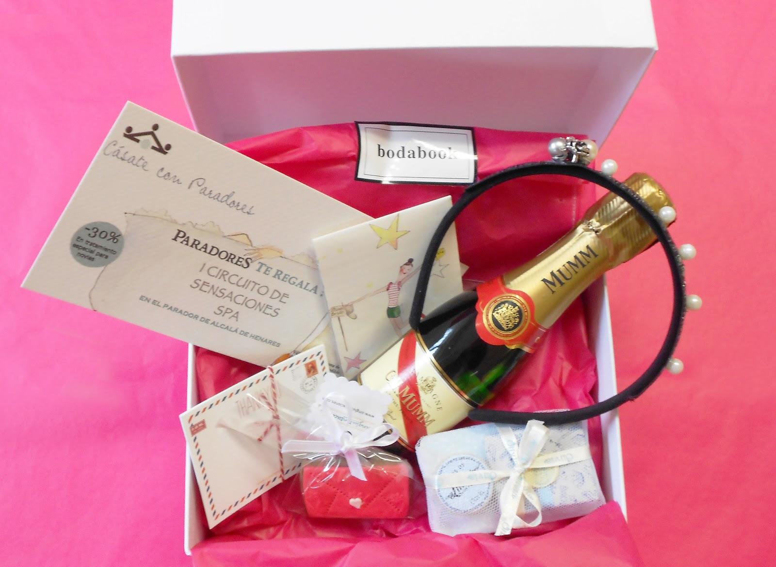 My bodabox la primera caja regalo para las novias - Regalos novia originales ...