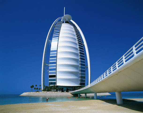Discoveries and perceptions unbelievable architectures in for Dubai 7 star hotel rates