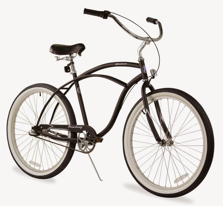 Exercise Bike Zone: Firmstrong Urban Man Beach Cruiser ...