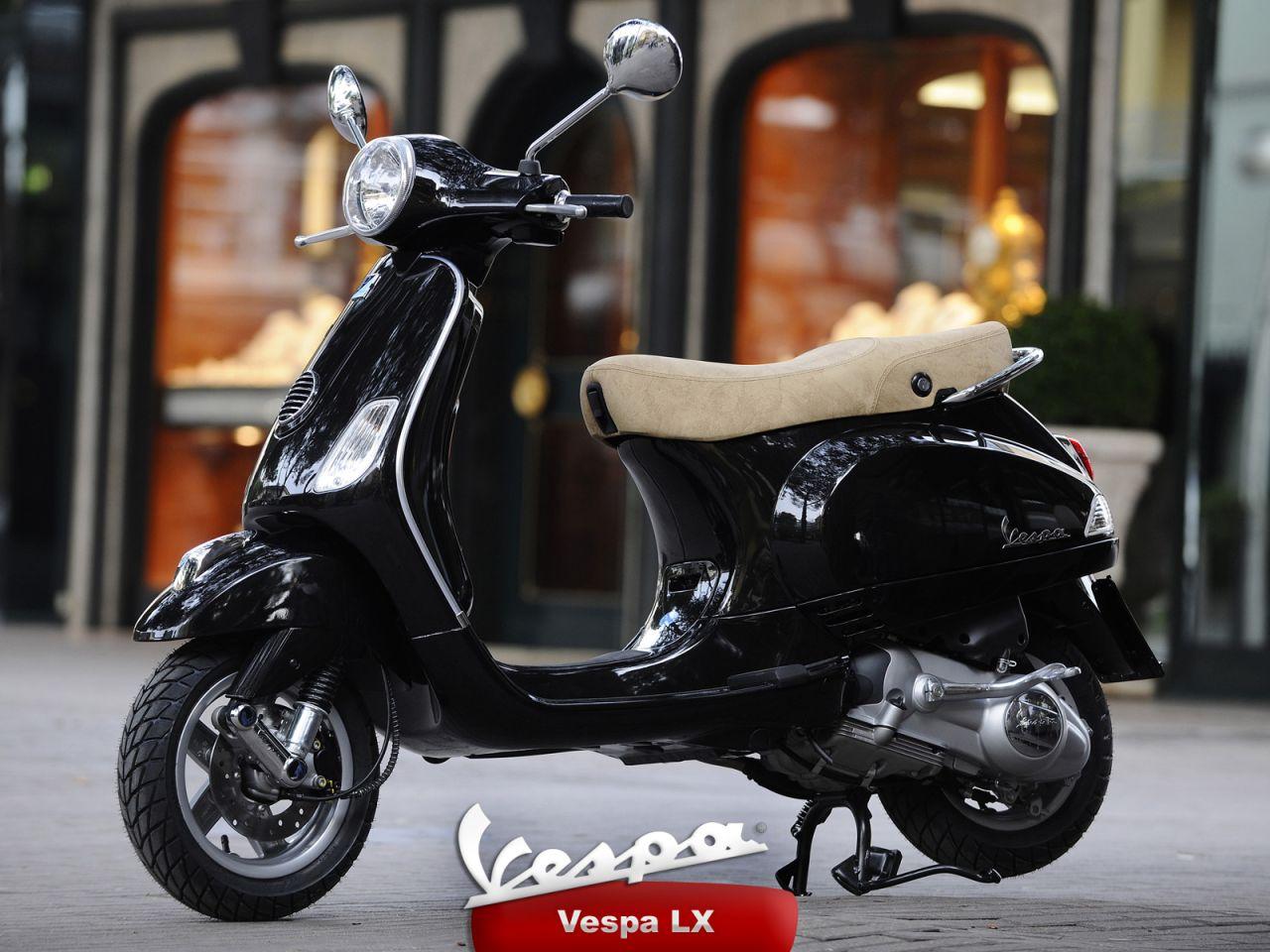 vespa lx 125 piaggio vespa motor scooter dealer resmi. Black Bedroom Furniture Sets. Home Design Ideas