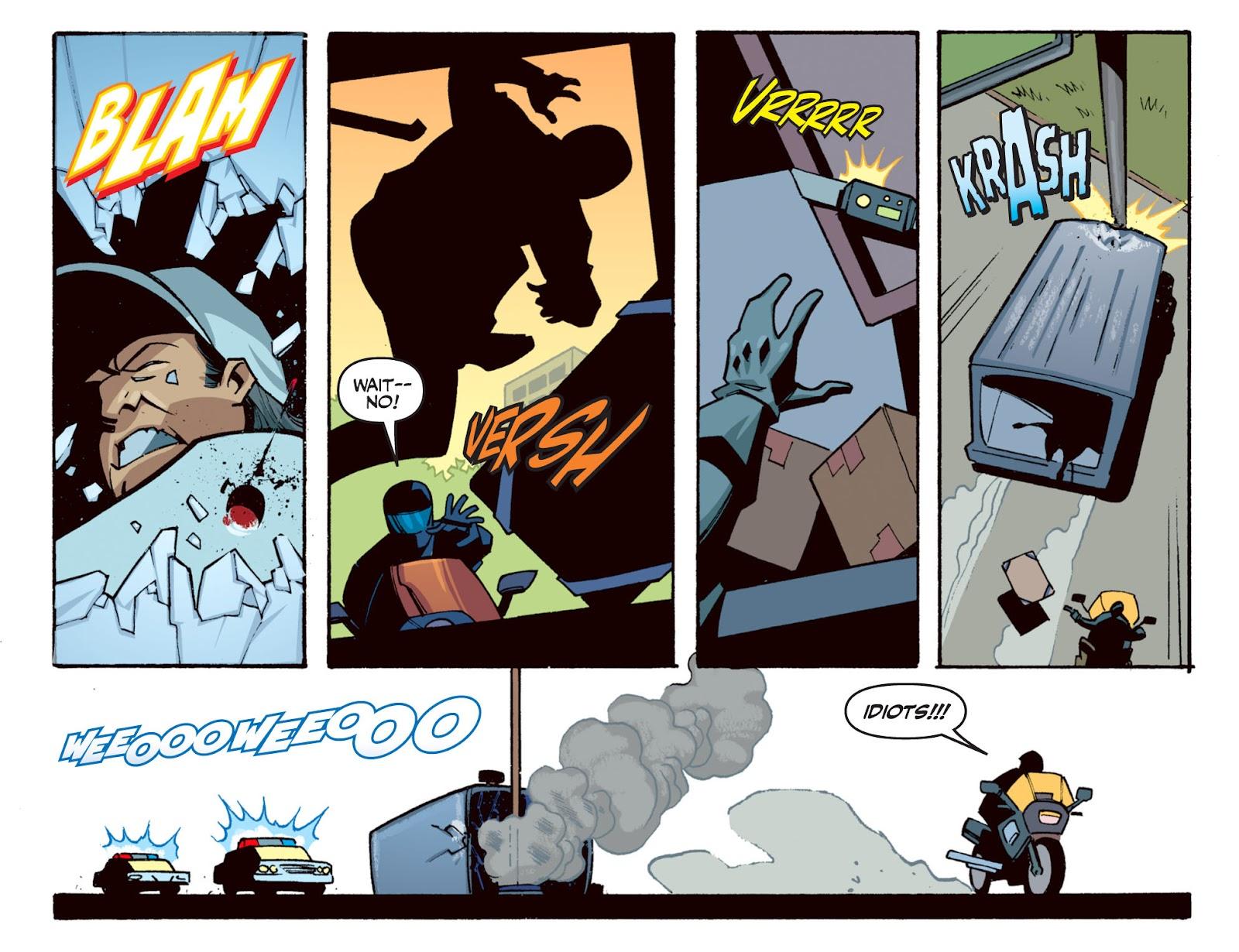 The Flash: Season Zero [I] Issue #21 #21 - English 10