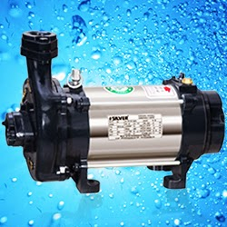 Silver Three Phase Open Well Pump M-30 (1HP) (Copper Rotor) Online Dealers, India - Pumpkart.com
