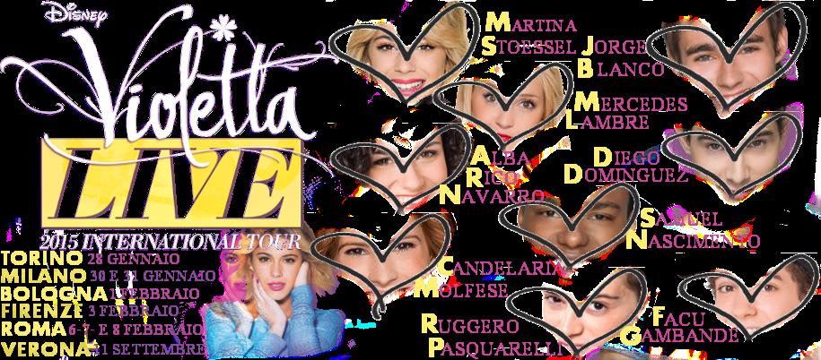 Violetta Italia